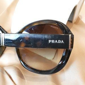 Authentic Prada Folding Sunglasses